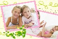 Baby & Kids photo templates Colorful Cartoons