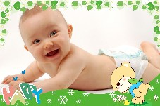 Baby & Kids photo templates Cute Baby