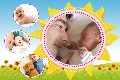 Baby & Kids photo templates Dream Place