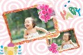 Baby & Kids photo templates Happy Baby