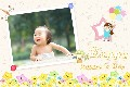 Baby & Kids photo templates Happy Children's Day