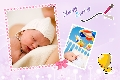 Baby & Kids photo templates Happy Spring 2