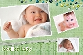 All Templates photo templates Lovely Baby Album