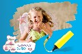 Baby & Kids photo templates Lovely Baby