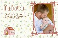 All templates photo templates My Baby Album 2