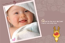 Baby & Kids photo templates Simple Style