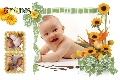 Baby & Kids photo templates Spring 2