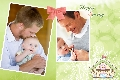 Baby & Kids photo templates Spring is Coming