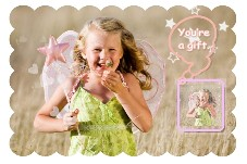 Baby & Kids photo templates You are a Gift