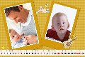 All Templates photo templates Baby Calendar-1