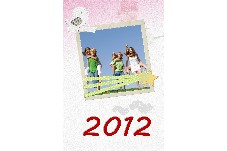 All Templates photo templates Happy Calendar-3