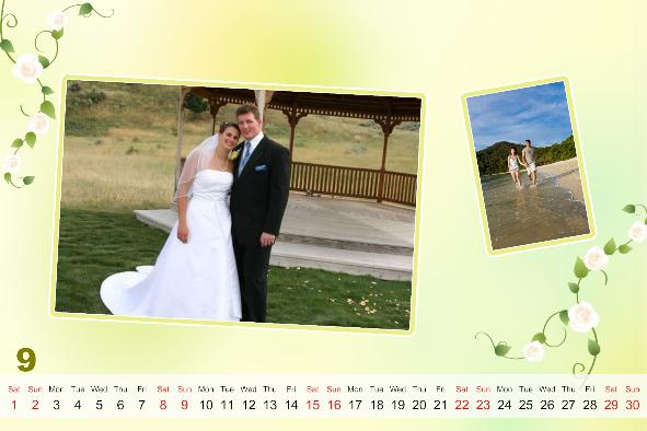 All Templates photo templates Loving Calendar-3