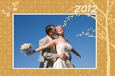 Love & Romantic photo templates Loving Calendar-3