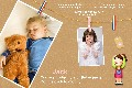 Family photo templates Birthday Party Invitations (3)