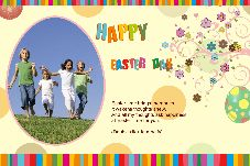 All Templates photo templates Easter Card-3