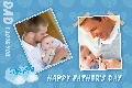 Family photo templates Father's Day (3)