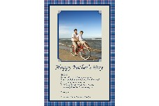 Birthday & Holiday photo templates Father's Day-7