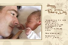 All Templates photo templates Father's Day-8