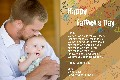 Birthday & Holiday photo templates Father's Day-8