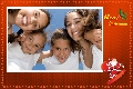Birthday & Holiday photo templates Merry Christmas (3)