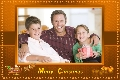 Family photo templates Merry Christmas (3)