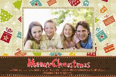 Family photo templates Merry Christmas -26