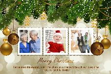Family photo templates Merry christmas-28