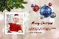 Birthday & Holiday photo templates Merry christmas-28