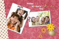 All Templates photo templates Mother's Day Cards (2)