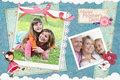 Family photo templates Mother's Day Cards (2)