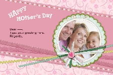 All Templates photo templates Mother's Day Cards (3)