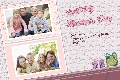 Family photo templates Mother's Day Cards (3)