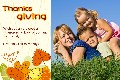 Family photo templates Thanksgiving Cards-6