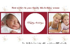 Birthday & Holiday photo templates Holiday Collection Series 2