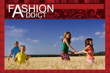 Others photo templates Fashion Addict