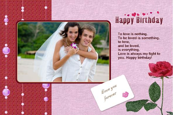Birthday Cards Templates ~ Free photo templates happy birthday cards
