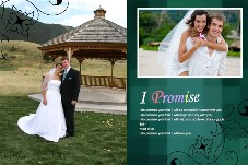 Love & Romantic photo templates I Promise