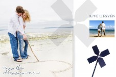 Love & Romantic photo templates Love Heaven