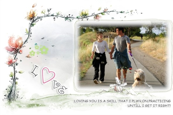 Love & Romantic templates photo templates Loving You