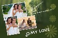 Love & Romantic photo templates My Love