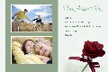 Love & Romantic photo templates Valentine's Day Cards 3