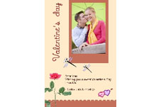 Love & Romantic photo templates Valentines Day Cards (5)