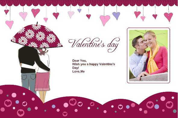 All Templates Photo Valentines Day Cards 6