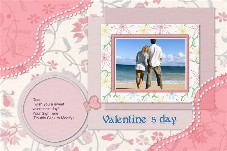 All Templates photo templates Valentines Day Cards (8)