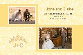 Love & Romantic photo templates Wedding Announcement-Romantic