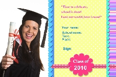 Graduation Announcement photo templates Graduation Announcement (2)